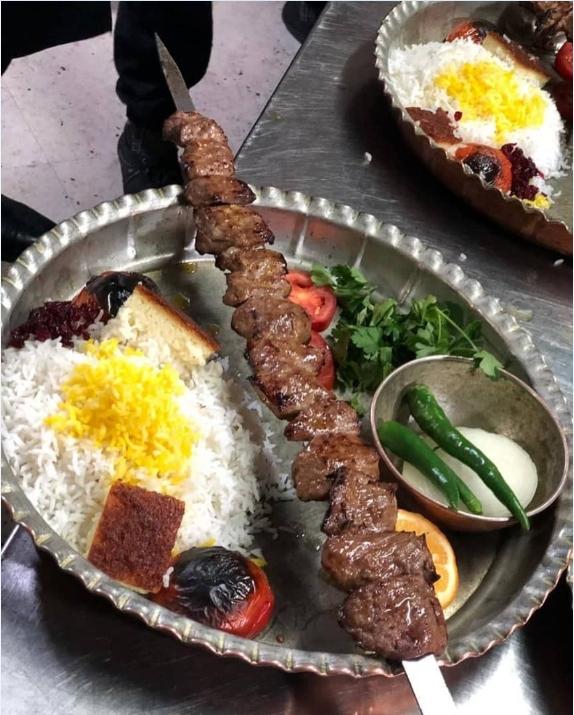 Kenje-Kabab-Iranian-Food-Iran-IranTours-ZhinoTours