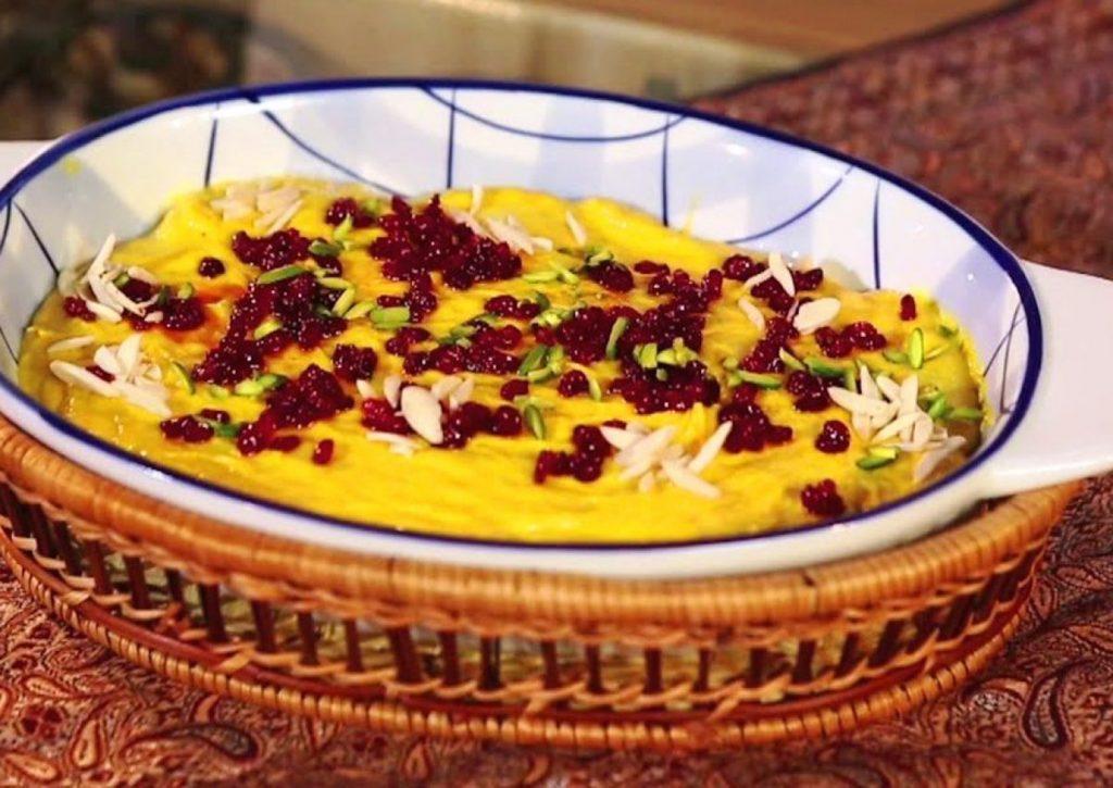 Khoresht-Mast-Isfahan-Ireanfood-Zhinotours