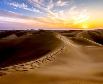 Isfahan desert tour