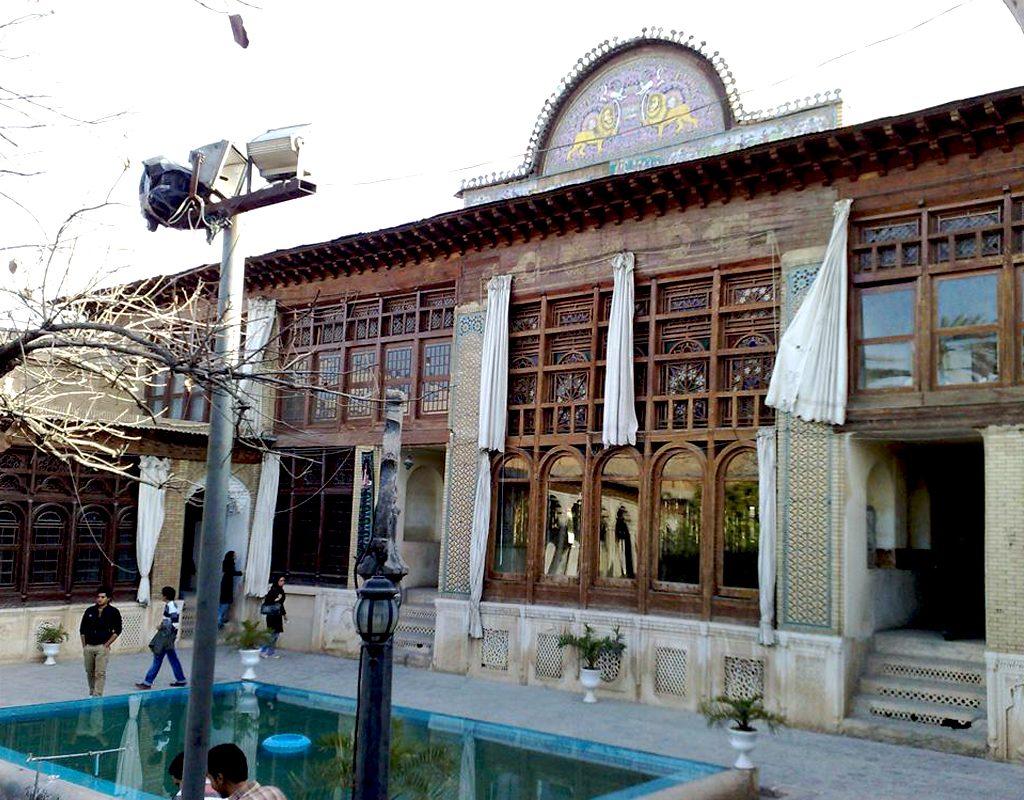 zinat al-moluk house