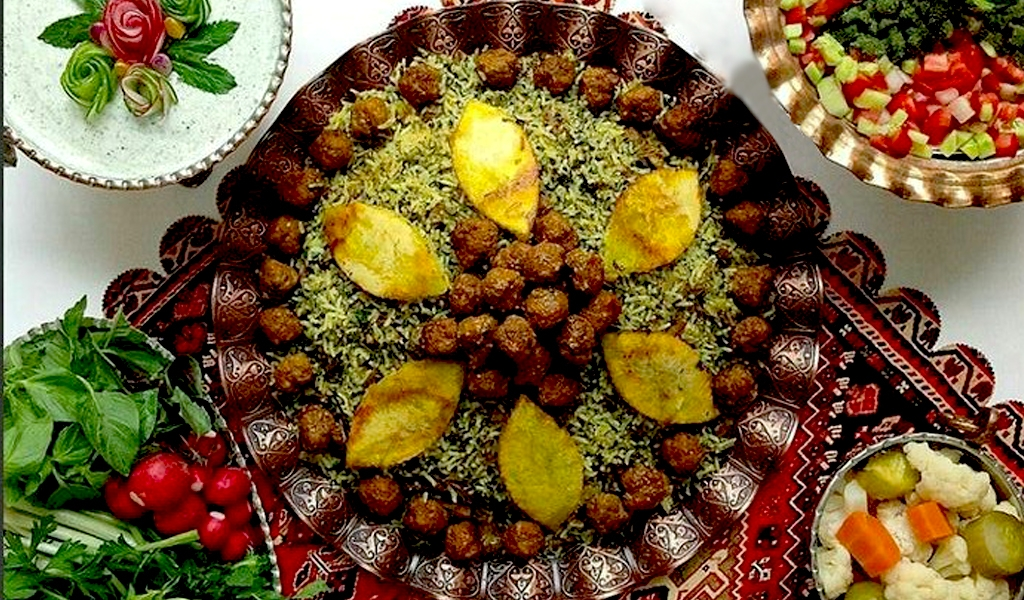 shiraz food