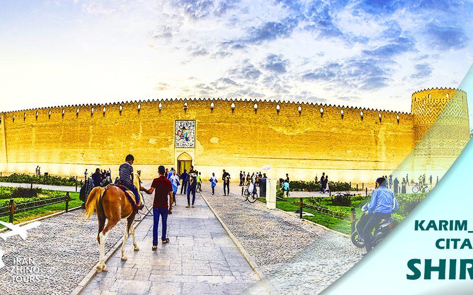 kharim khan citadel