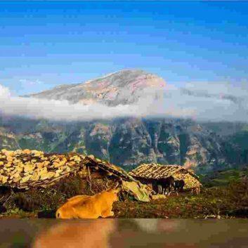 Paradise Tour of Iran - Mazichal
