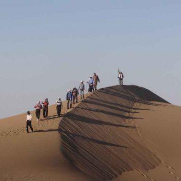 Maranjab Desert Tour