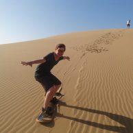 Varzaneh Safari Tour - Sandboarding