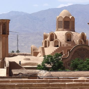 Iran Budget Tour - Kashan