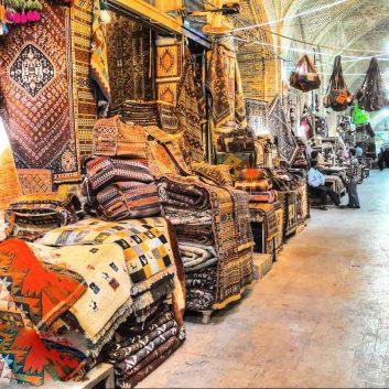 Iran Budget Tour - Shiraz Carpet Store