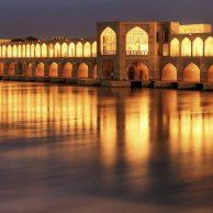 Iran Golden City - Khajoo Bridge