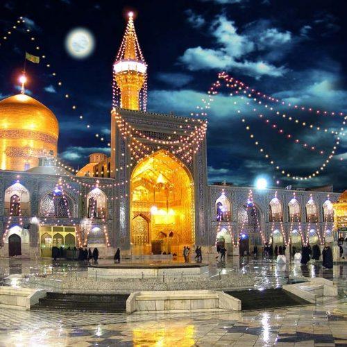 Imam-Reza-Shrine-Iran-Tours-Zhinopars