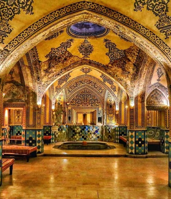 Iran-BathHouse-Iran-Tour-ZhinoPars