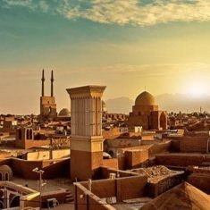 Iran City Tours - Iran travel - Yazd