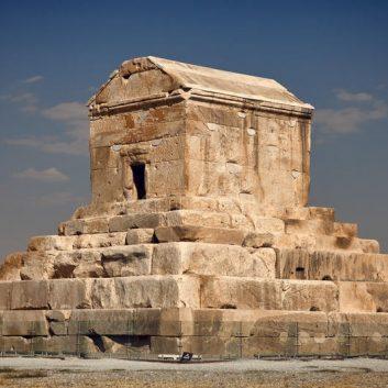 Iran Nomad Tour - Pasargad