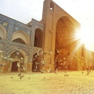 Iran City Tours - Sheikh Lotf Allah Mosque