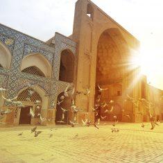 Iran Golden City - Jami Mosque Isfahan