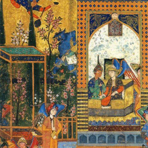 Shahname-Ferdowsi-Rostam-Iran-Zhinopars