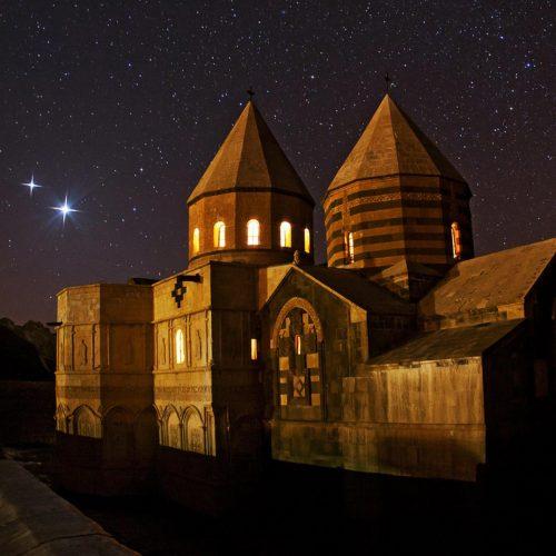 St.Thaddeus- Monastery-Zhinopars-Iran-churches-Iran-Tours