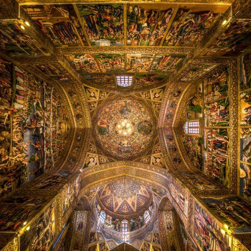 Vank Cathedral of Isfahan