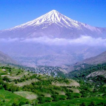 Mountain Damavand Tour