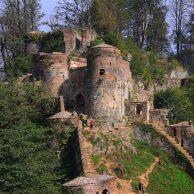 Bride of Persia Tour - Rud khan Castle