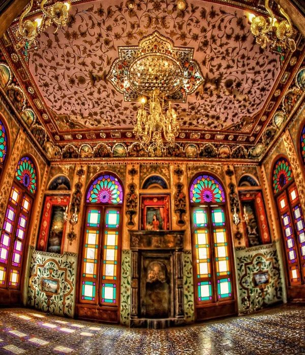 tehran-golestan-palace-Iran-Tour-ZhinoPars